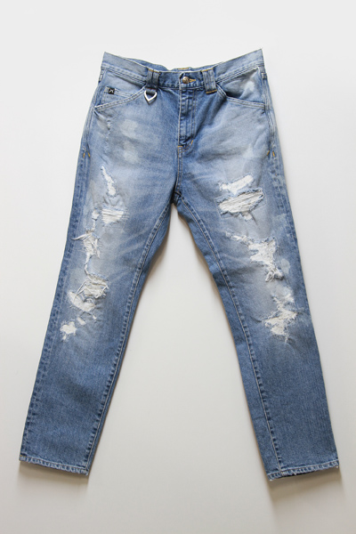 12ozST.DENIM PANTS D