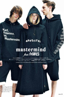 New mastermind JAPAN collection 16春夏 EXTRA