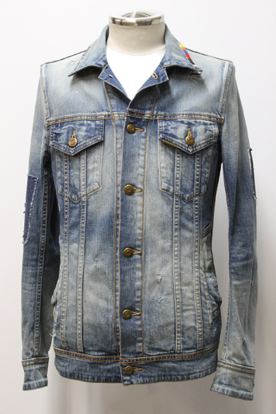 113 RAINBOW DENIM JKT 3rd