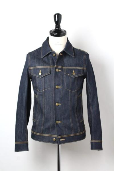 113 progressive denim (indigo rigid)3rd