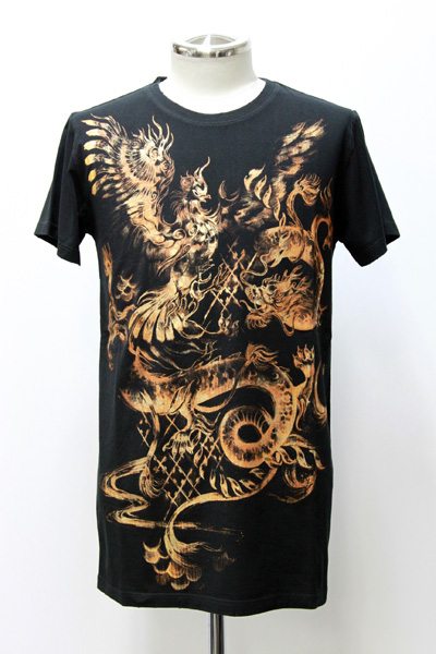 DRAGON B TEE SHIRT