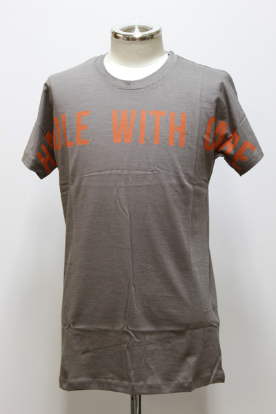HANDLE W/ CARE ROUNDNECK T-SHIRT