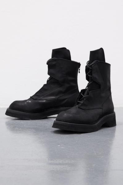 VOID MILITARY BOOTS「裏革」
