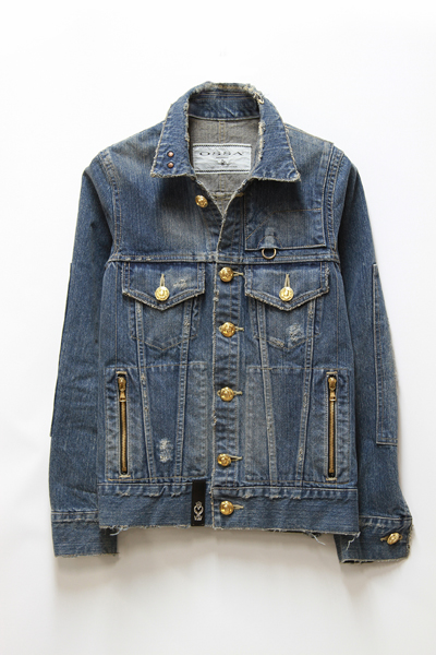 OSSA DENIM JACKET TYPE-B1