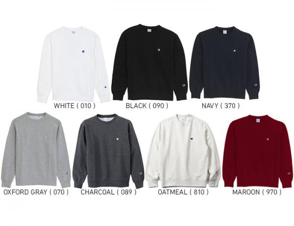 Champion Basic Series Crew Neck Sweat (C3-C019)