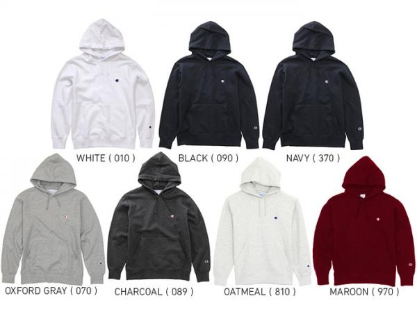 Champion Basic Series Pullover Hoodie SweatC3-C118