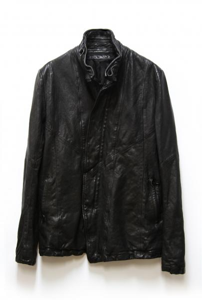 SEAMED RIDERS JACKET