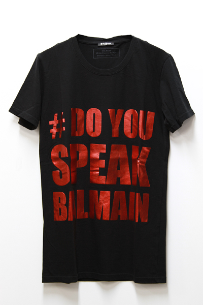 #DO YOU SPEAK B TEE SHIRT