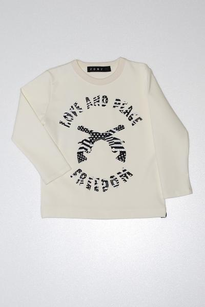 LOVE&PEACE PISTOL SWEAT(KIDS)