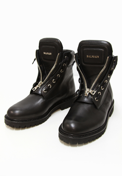 TAIGA RANGER LEATHER BOOTS
