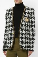 BALMAIN RUNWAY TWEED JACKET