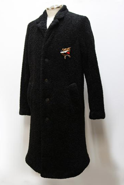 BM別注 FLEECE CURLY LONG COAT+WOLF